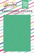 Summer Splash Embossing Folder - Echo Park