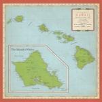 Hawaii Map Paper - Cartography - Carta Bella