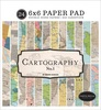 Cartography No. 1 6x6 Paper Pad - Carta Bella