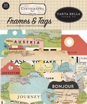 Cartography No. 1 Frames & Tags - Carta Bella