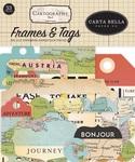 Cartography No. 1 Frames & Tags - Carta Bella