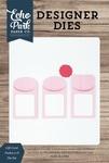 Gift Card Pocket 3-D Die - Echo Park