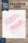 Heart Box 3-D Die - Echo Park