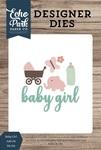 Baby Girl Add-On Die Set - Echo Park