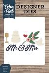 Wedding Add-On Die Set - Echo Park