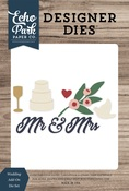 Wedding Add-On Die Set - Echo Park