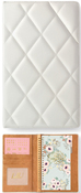 White Diamond Tall Creative Photo Album - Websters Pages - PRE ORDER