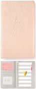 Ballet Pink Velvet Tall Creative Photo Album - Websters Pages - PRE ORDER