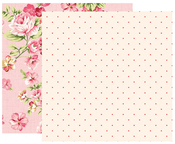 Pink Pretties Paper - Color Crush Creative Photo Album - Websters Pages - PRE ORDER