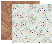 Meadow Blue Paper - Color Crush Creative Photo Album - Websters Pages - PRE ORDER