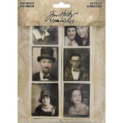 Idea-Ology Photobooth Vintage Photo Strips 40/Pkg - Tim Holtz - PRE ORDER