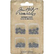 Idea-Ology Metal Hardware Heads - Tim Holtz