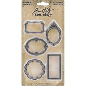 Idea-Ology Metal Deco Frames - Tim Holtz