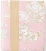 A5 Pink Floral Binder Only - Websters Pages - PRE ORDER