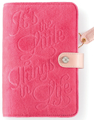 Personal Planner  - The Little Things Binder Only - Websters Pages - PRE ORDER