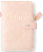 Personal Planner - Be Happy Binder Only - Websters Pages - PRE ORDER