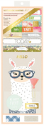 Hello Notebook Making Kit - Pocket TN - Websters Pages - PRE ORDER
