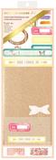 Gold Glitter Notebook Making Kit - Pocket TN - Websters Pages - PRE ORDER