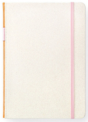 Bullet Journal - White Glitter - Websters Pages - PRE ORDER