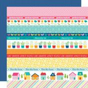 Borders Paper - Home Sweet Home - Bella Blvd - PRE ORDER