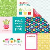 Daily Details Paper - Home Sweet Home - Bella Blvd - PRE ORDER