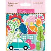 Icons Ephemera Die-Cuts - Home Sweet Home - Bella Blvd
