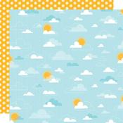 Sunny Days Paper - Splash Zone - Bella Blvd