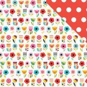 Flower Garden Paper - Splash Zone - Bella Blvd - PRE ORDER