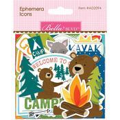Icons Bella Blvd Let's Go On An Adventure Ephemera Cardstock - PRE ORDER