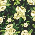 White Rose Bouquet Paper - Botanical Garden - Carta Bella