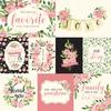 Sweet Pea Journaling Cards Paper - Botanical Garden - Carta Bella