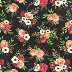 Poppy Petals Paper - Botanical Garden - Carta Bella