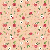 Poppy Bundle Paper - Botanical Garden - Carta Bella - PRE ORDER