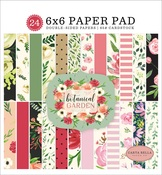 Botanical Garden 6x6 Paper Pad - Carta Bella