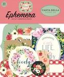 Botanical Garden Ephemera - Carta Bella