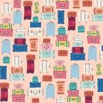 Bon Voyage Paper - Let's Travel - Carta Bella