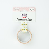 Decorative Tape - Pineapples - Carta Bella