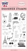 Let's Go Stamp Set - Carta Bella