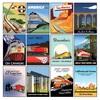 3X4 Journaling Cards Paper - All Aboard - Carta Bella