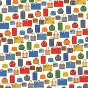 Luggage Paper - All Aboard - Carta Bella