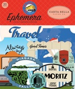 All Aboard Ephemera - Carta Bella
