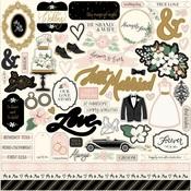 Wedding Day Element Sticker - Echo Park