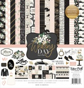 Wedding Day Collection Kit - Echo Park