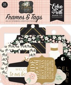 Wedding Day Frames & Tags - Echo Park