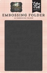 Always & Forever Embossing Folder - Echo Park