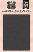 Always & Forever Embossing Folder - Echo Park - PRE ORDER