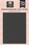 Elegant Damask Embossing Folder - Echo Park