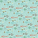 Go See Fish Paper - Summer Adventure - Echo Park