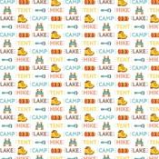 Camp Often Paper - Summer Adventure - Echo Park - PRE ORDER