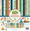 Summer Adventure Collection Kit - Echo Park
